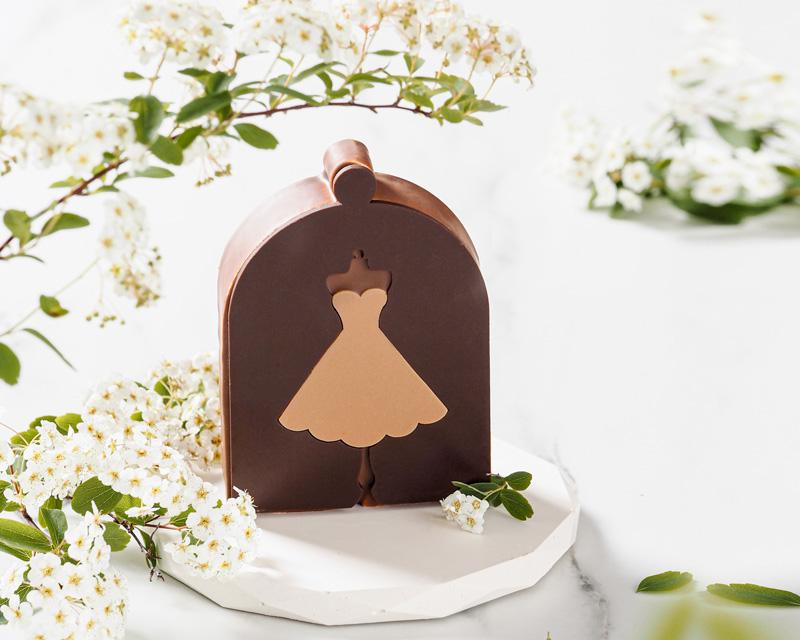 Chocolat mamans Élégante