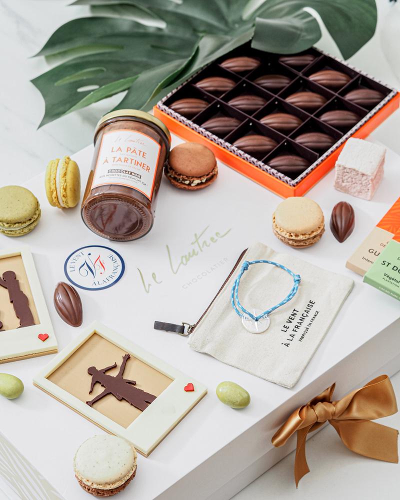 Box Papa Chocolat